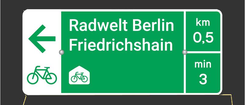 Radwelt Berlin-Friedrichshain - Fahrradladen in Friedrichshain