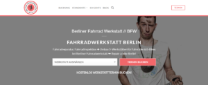 Berliner Fahrradwerkstatt - Termin zur Fahrradreparatur online buchen